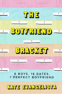 Guest Post & Giveaway: The Boyfriend Bracket