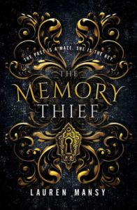 Book Blitz & Giveaway: The Memory Thief
