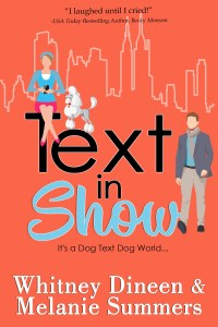 text in show