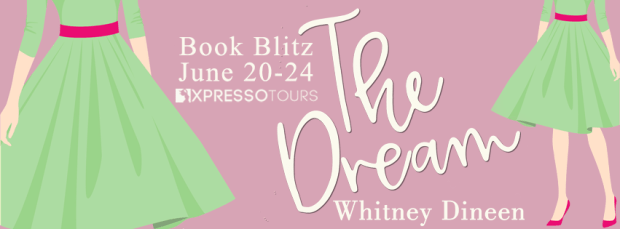 Amazon Giveaway: The Dream by Whitney Dineen