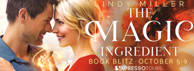 Giveaway: The Magic Ingredient by Lindy Miller