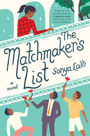 Review & Guest Post: THE MATCHMAKER'S LIST