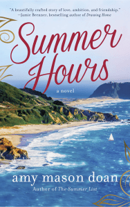 Book Review: Summer Hours by Amy Mason Doan