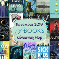 November 2019 Book Giveaway Hop