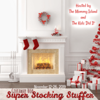 Amazon Giveaway: Super Stocking Stuffer