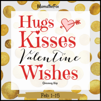 Amazon Giveaway: Hugs, Kisses, Valentine's Wishes