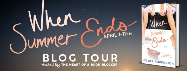 Review + Contest: When Summer Ends - Pennington