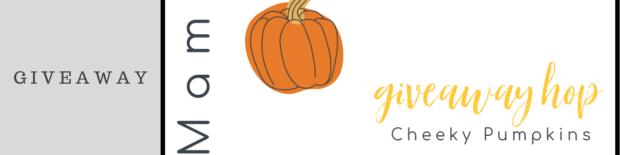 Amazon Giveaway: Cheeky Pumpkins
