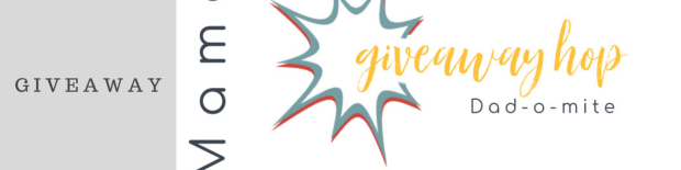 Amazon Giveaway: Dad-O-Mite
