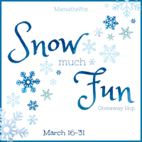 Amazon Giveaway: Snow Much Fun