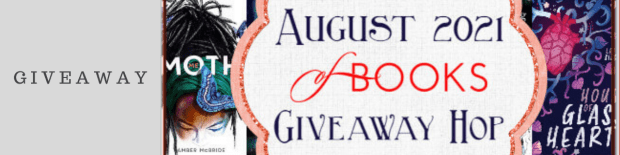 August 2021 New Release Book Giveaway