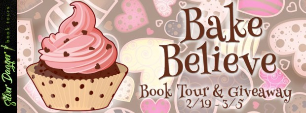 Giveaway: Bake Believe Blog Tour