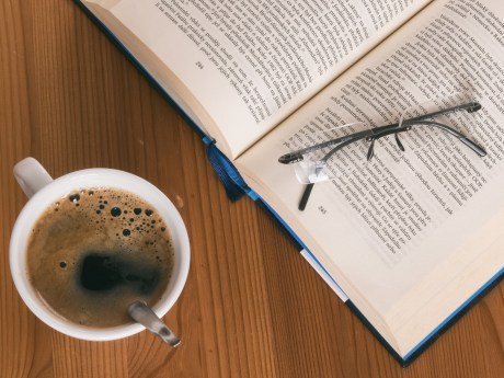 Image of Coffee and a Book