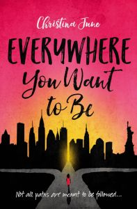 Review: Everywhere You Want to Be by Christina June