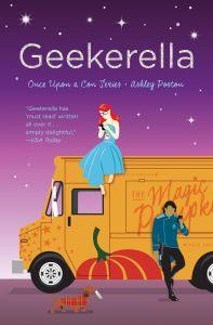Review: Geekerella by Ashley Poston
