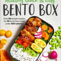 Healthy, Quick & Easy Bento Box by Ophelia Chien