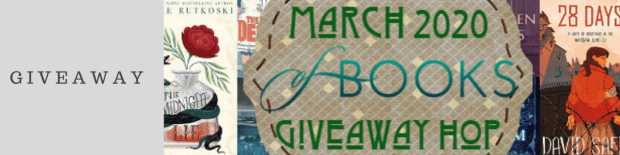 March 2020 New Release Book Giveaway Hop