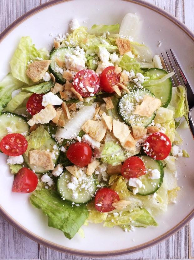 Prep Cookbook salad