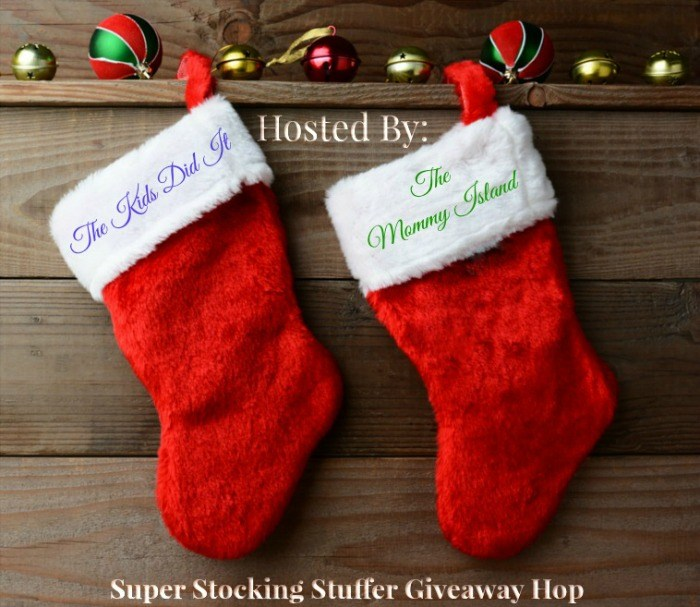 Giveaway Hop: Super Stocking Stuffer $20 Amazon Gift Card