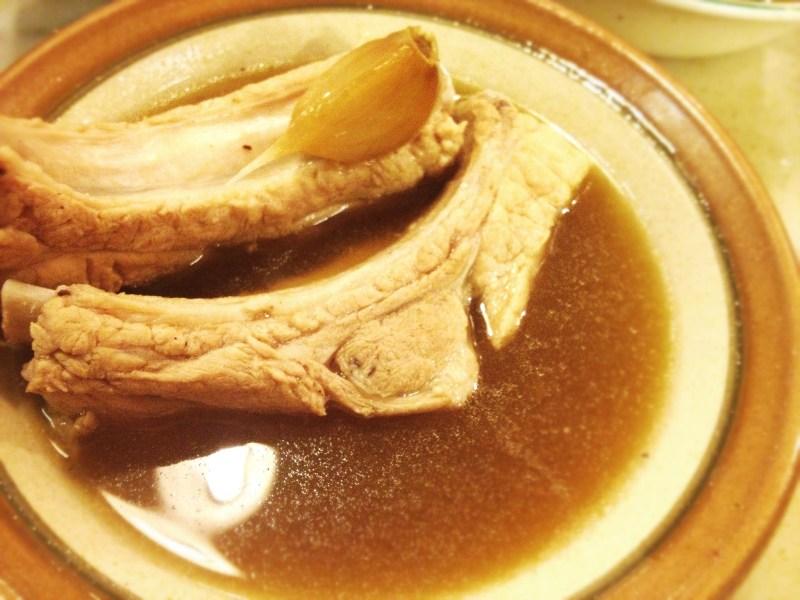 Ng Ah Sio Bak Kut Teh Pork Ribs Soup