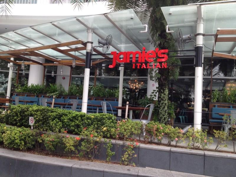 Jamie's Italian Singapore VivoCity