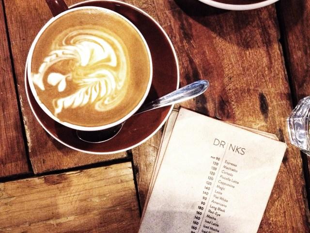 Craft Coffee Revolution broadway