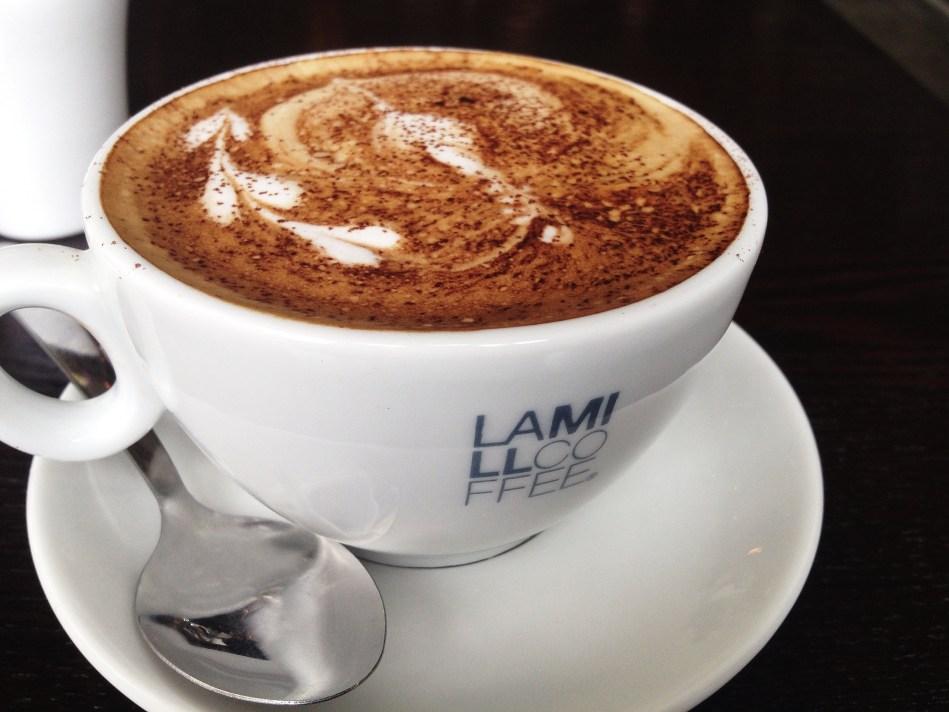 Refinery Rockwell Lamill Coffee
