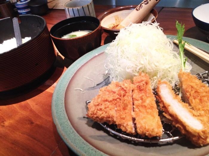 Katsukura Tonkatsu Takashimaya Shinjuku