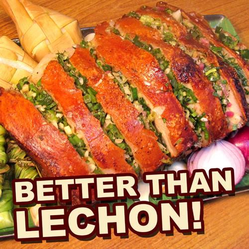 Liloans pride liempo restaurants in banawe