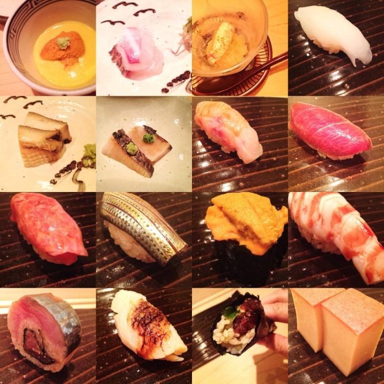 Sushi Yoshitake Tokyo