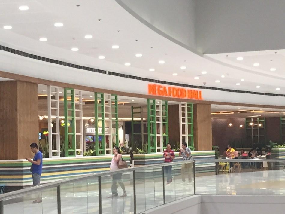SM Mega Food Hall