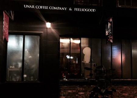 Unar Coffee Company Tai Hang