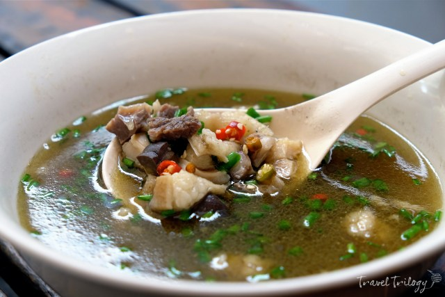 Dishes to try Philippines Halang Halang