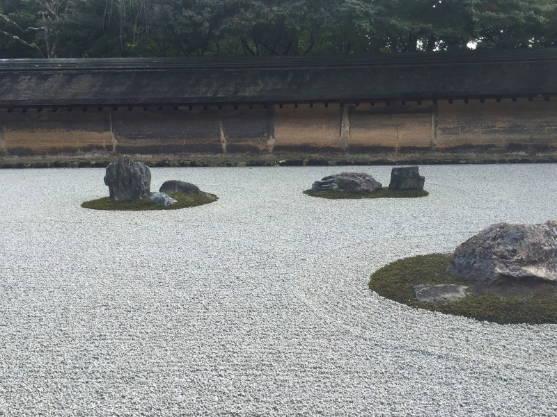 Ryoanji Temple Kyoto 10