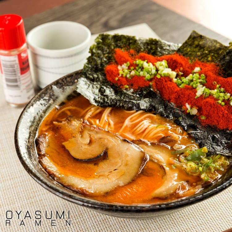 Oyasumi Ramen Restaurants to try in Metro Manila 2015