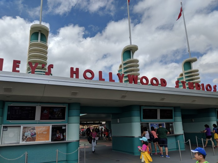 Hollywood Studios Disney 1