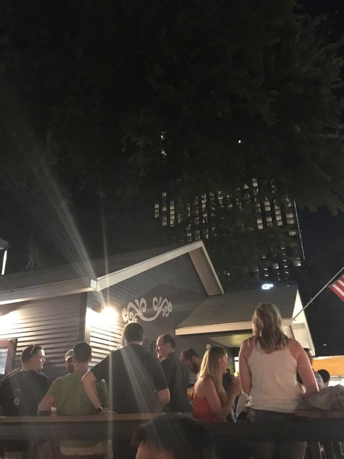 Rainey Street Austin