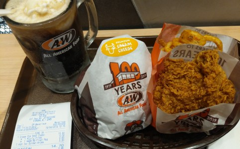 A&W Jewel Changi 4