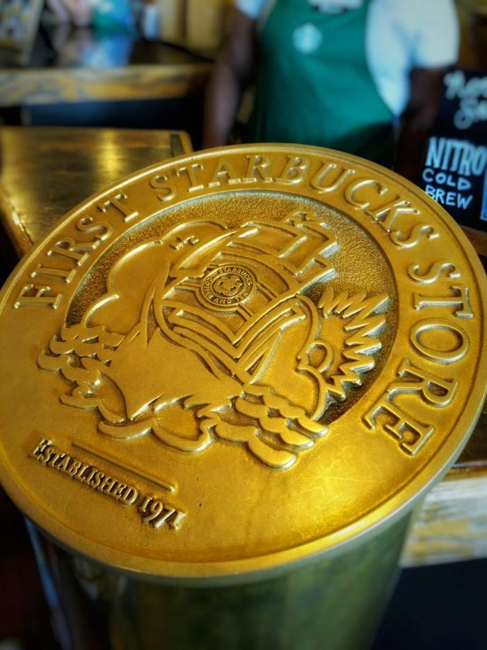 Pike Place Starbucks Seattle 1