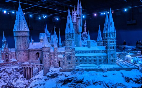 harry potter studios london 7