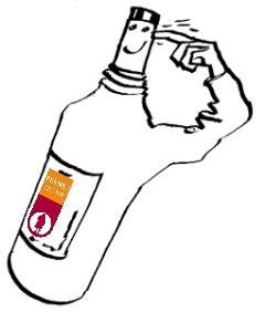 Divonne bouteille