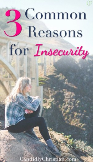 3 common reasons for insecurity