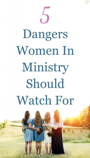 5 dangers women in ministry should watch for