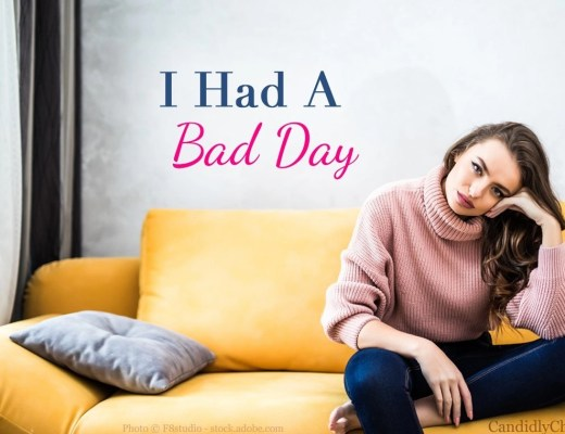 How To Refocus When You Have A Bad Day
