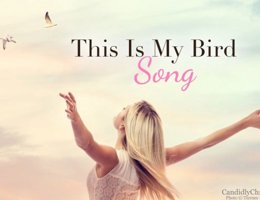 This is my bird song...