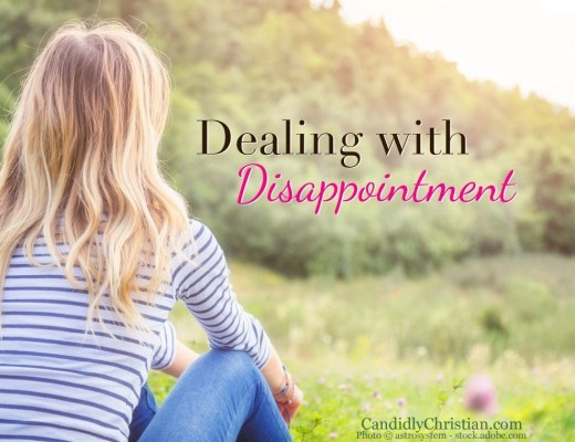 4 truths to remember when feeling disappointed