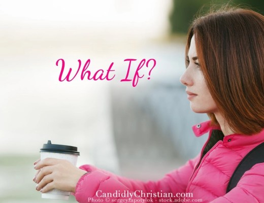 I trust in God... but what if...