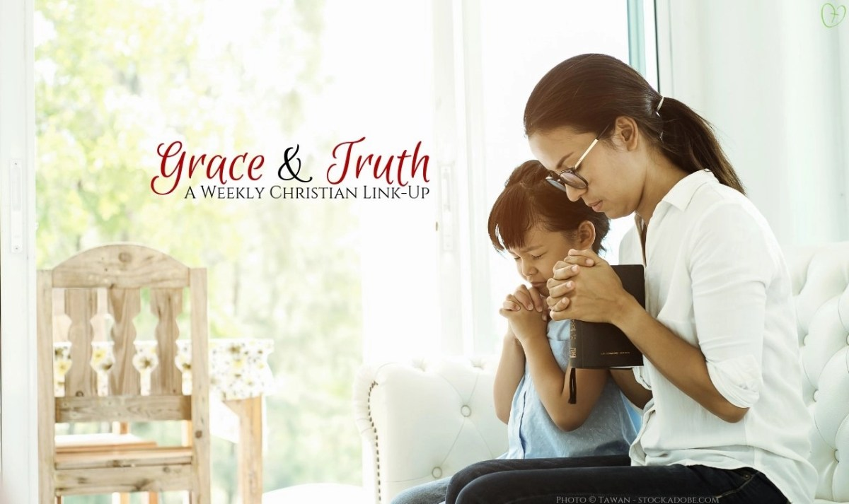 Grace and Truth for Your Quiet Time