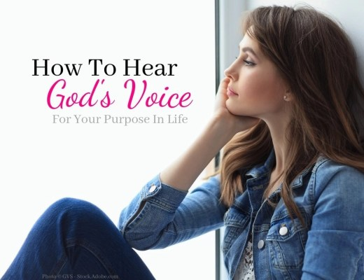 How To Hear God's Voice For Your Purpose In Life