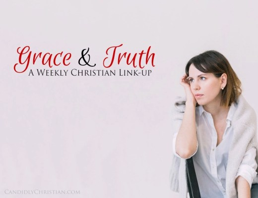 Grace and Truth for when parenting is hard